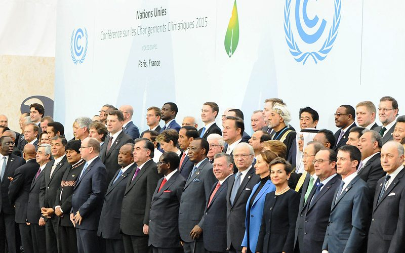 Paris Accord on Climate Change