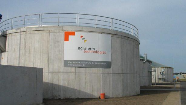 Abellon Agraferm plan Biogas Plants