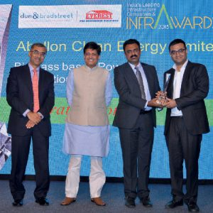 Dun and Bradstreet Award for Abellon