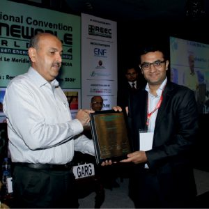 Abellon wins Renewable World Award