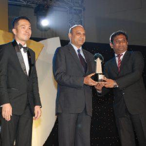 Abellon receives AREA award