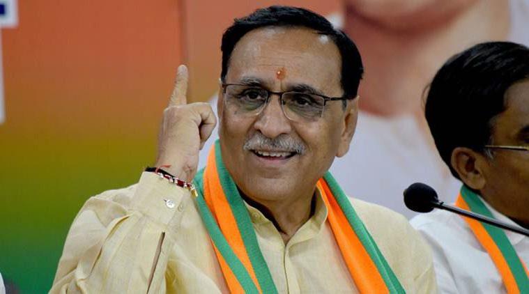 Gujarat CM Shri Vijay Rupani